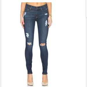 7 For All Mankind The Destroy Skinny Jeans